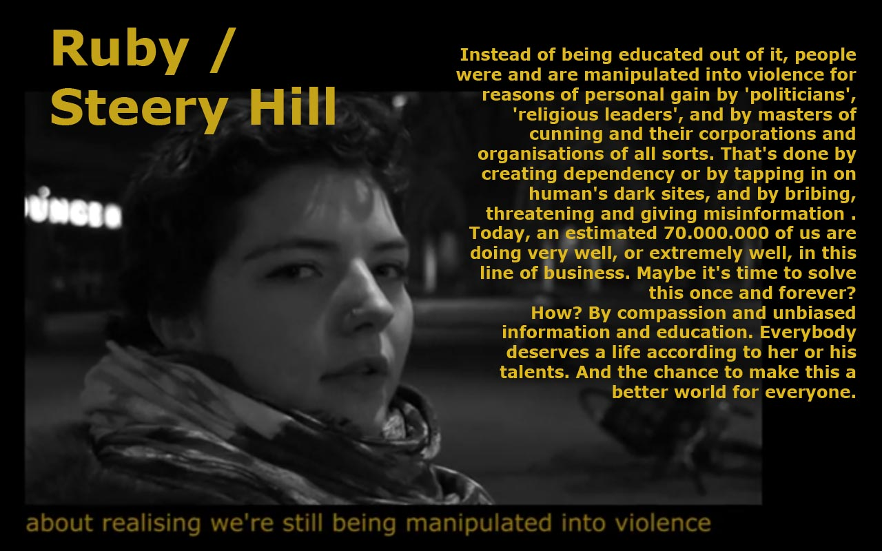 Ruby Steery Hill poster 3